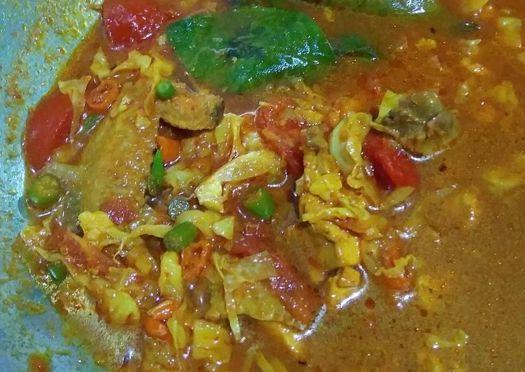 Resep Tongseng Ayam Pedas Yang Gampang Sedap