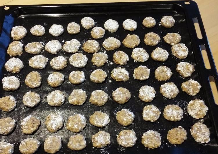 La Meilleur Recette De Biscuits noisettes