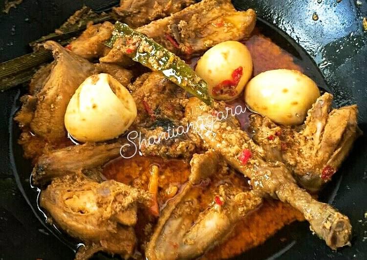 Kari Ayam Manado foto resep utama