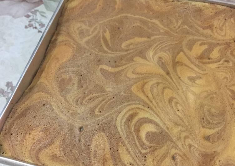 resep membuat Perdana Bolu Jadul (2 telor) - Sajian Dapur Bunda