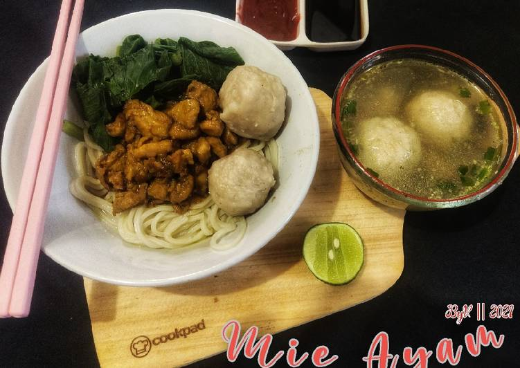 Mie Ayam #Week34