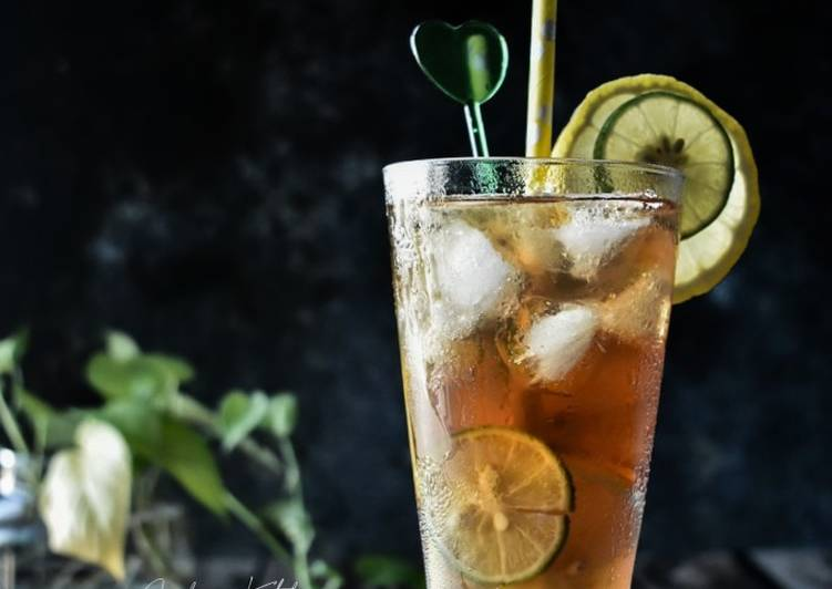 Citrus Ice Tea - resepipouler.com