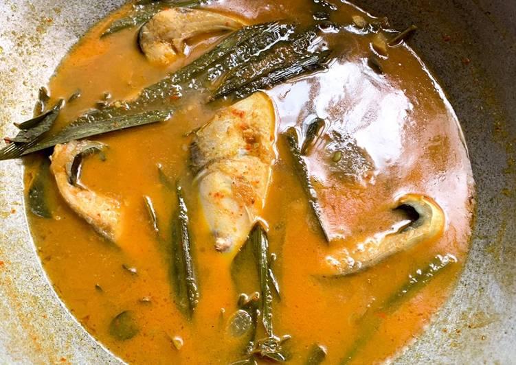 Ikan bandeng crah khas Aceh