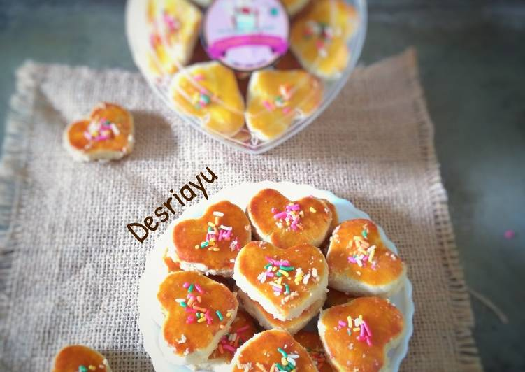 Kue Kacang Lembut Dan Renyah