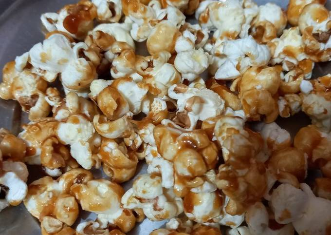 Caremal popcorn