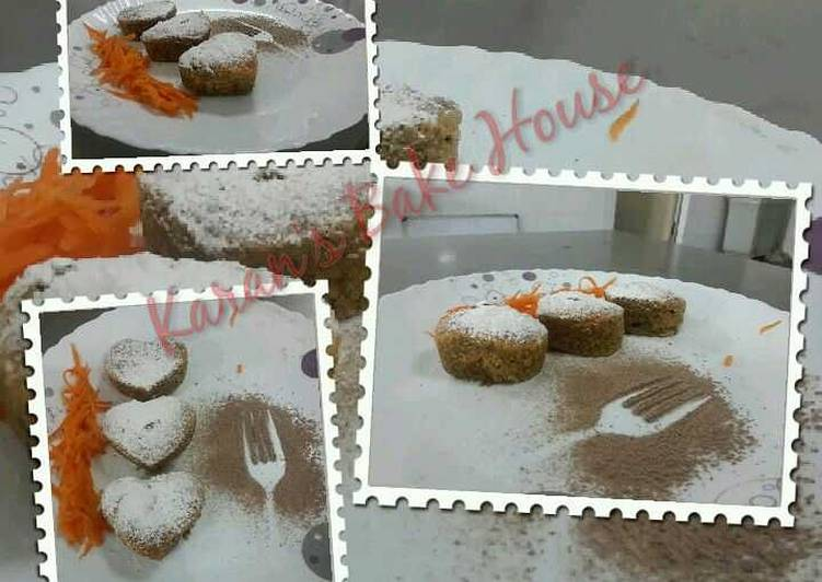 Easiest Way to Prepare Yummy Carrot Cake