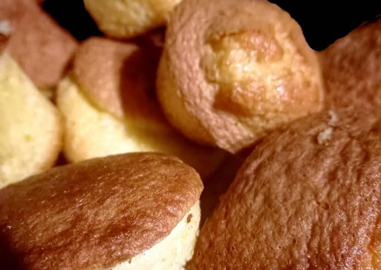 Comment Faire Des Moelleux au citron sans beurre  #cookexpertmagimix#dessert