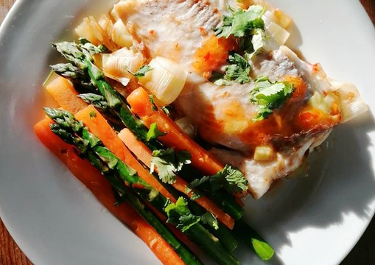 Step-by-Step Guide to Prepare Homemade Spicy Healthy Haddock