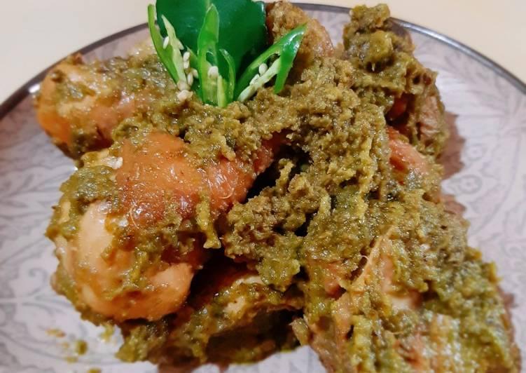 125. Ayam Lado Mudo (Khas Minang)