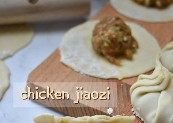 Ladu Cina Versi Ayam udang Cendawan
