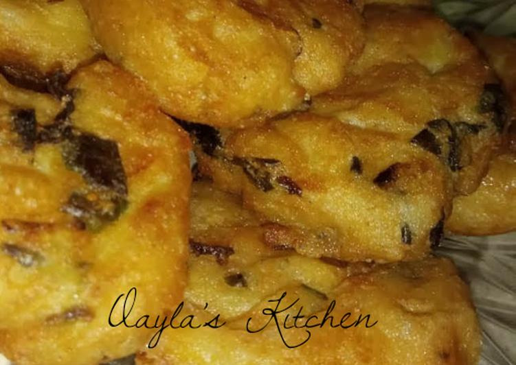 Perkedel Kentang+Wortel Qayla's Kitchen