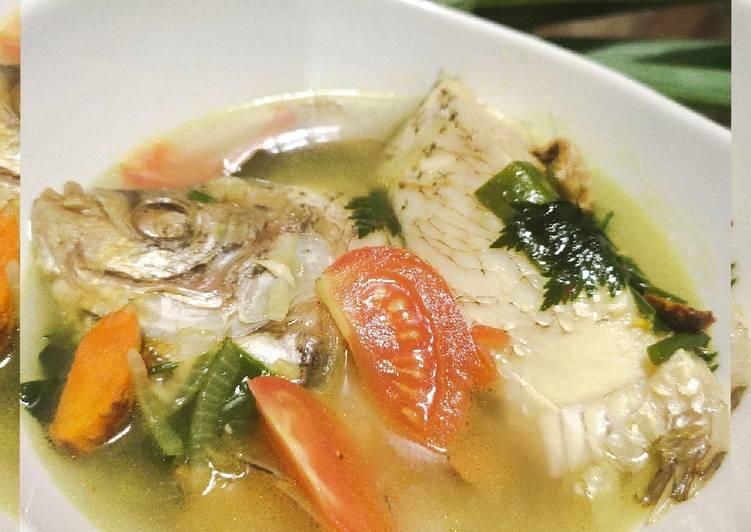Terkuak Pindang Ikan Gurame Paling Enak Resep Masakanku