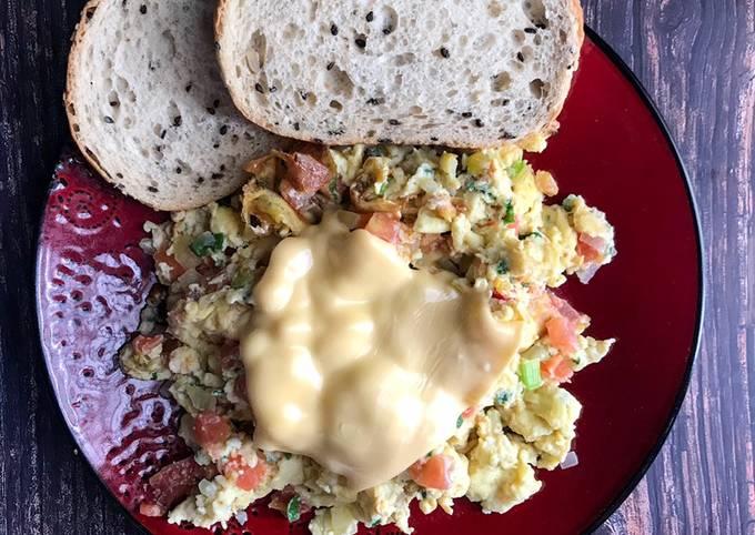 Telur Omelette