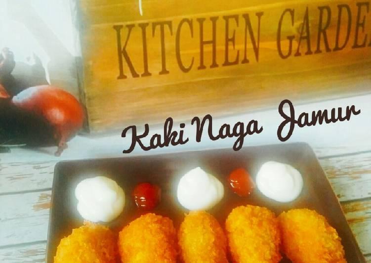 Kaki Naga Jamur