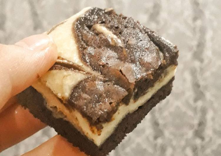 Creamcheese Brownies
