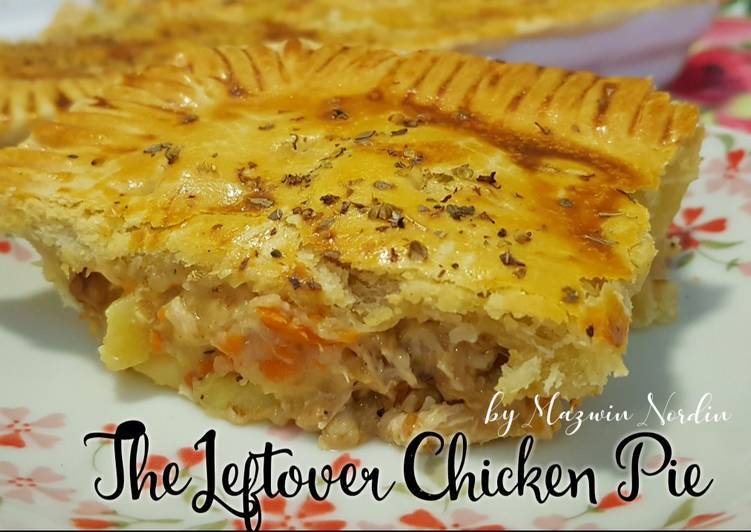 The Leftover Chicken Pie