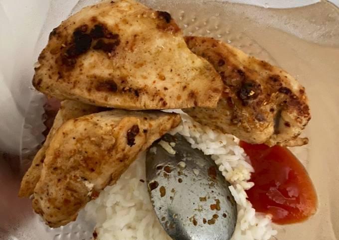 Ayam Bakar Diet Anti Ribet