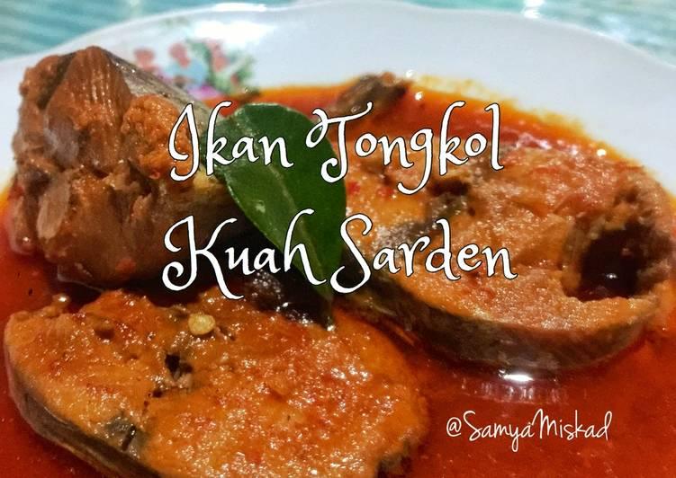 Ikan Tongkol Masak Sarden