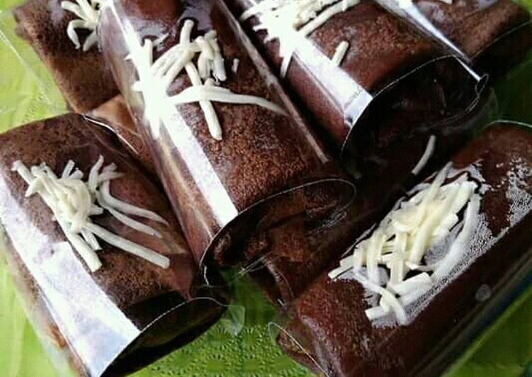 4 Cara Buat Dadar Gulung Pisang Coklat Yang Mudah Cookandrecipe Com