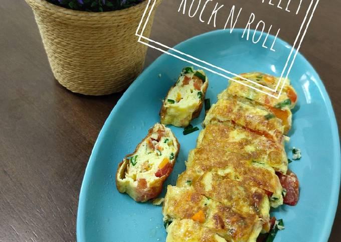 Telur Omelet Rock N Roll