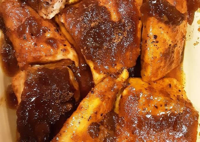 Brown sugar cajun Salmon