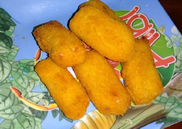 Resep Nuget ayam homemade Top