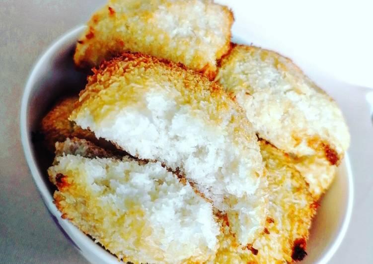 Biscotti al cocco fit