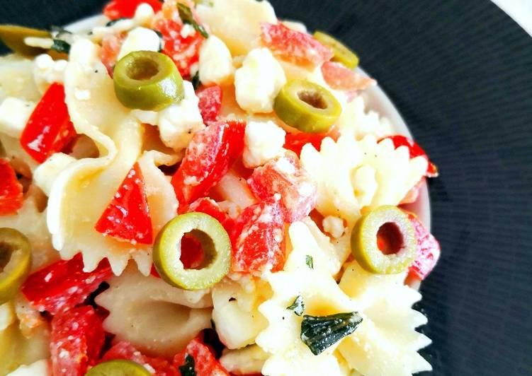 Comment Préparer Les Salade de pâtes