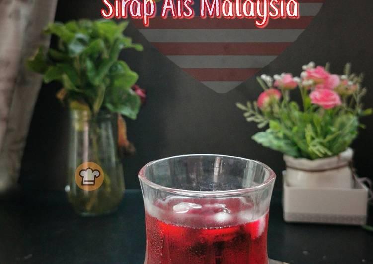 Sirap Ais Malaysia