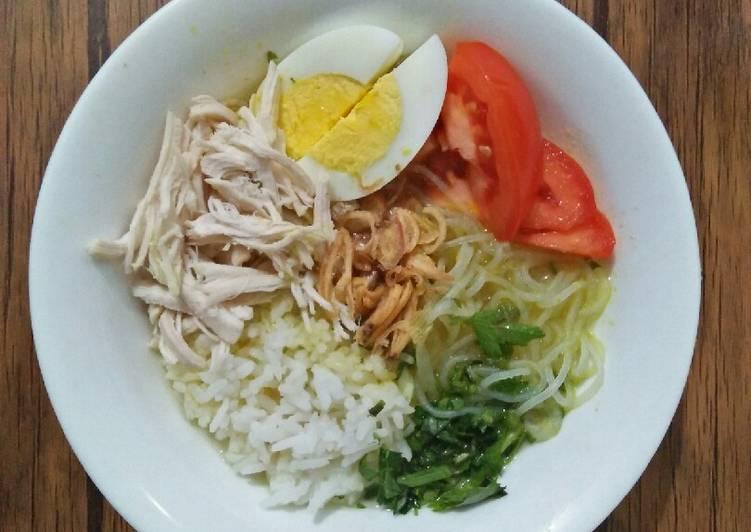 2. Soto Ayam Kuah Bening #BandungArisanRecook4_GiacintaPermana