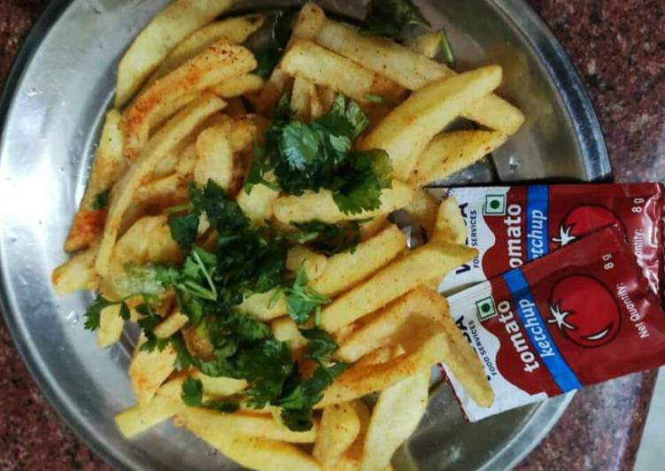 25 Minute Easiest Way to Make Speedy French fries