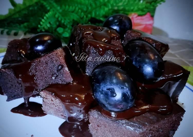 👩🍳DESSERT : SUPERB MOIST CHOCOLATE CAKE