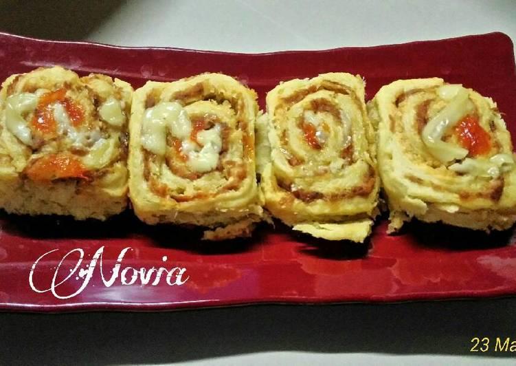 Pizza Tuna Roll