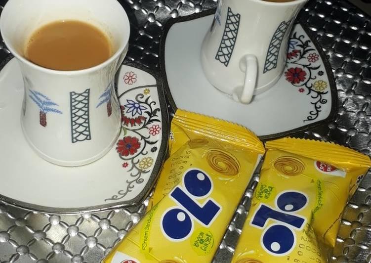 Simple Way to Prepare Perfect Karak chai