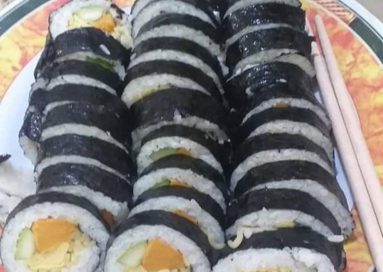Kimbap Simple