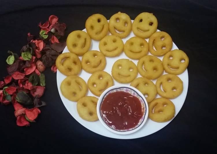 Potato Smiley's