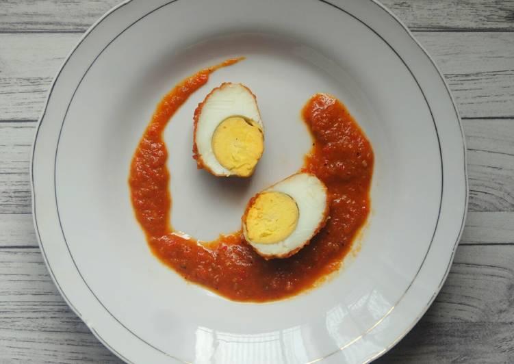Tips Memasak Telur Balado Simple Lezat
