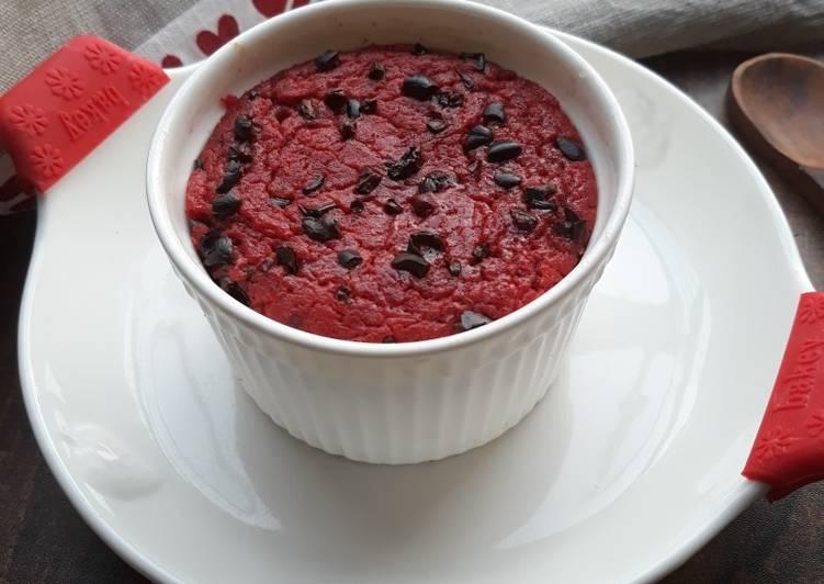 Recipe of Favorite Red Velvet Cuppies
