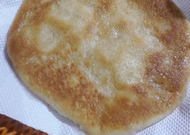 Meetha naan or Nutella wala naan banyn at home