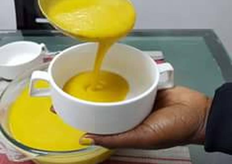 The BEST of Butternut soup