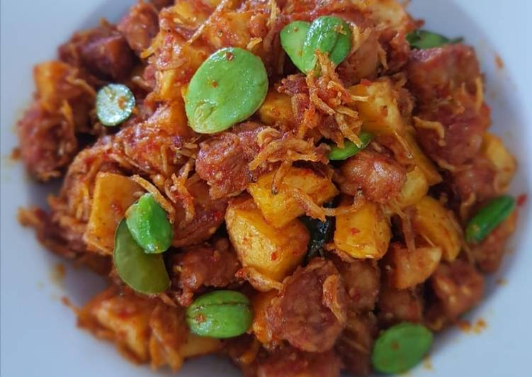 Consuming This 7 Superfoods Is A Cool Way For Better Health, Sambalado Tempe Kentang Teri Pete