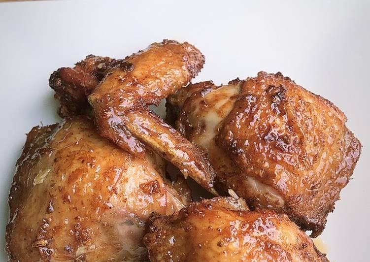 Resep Ayam goreng madu, Enak Banget