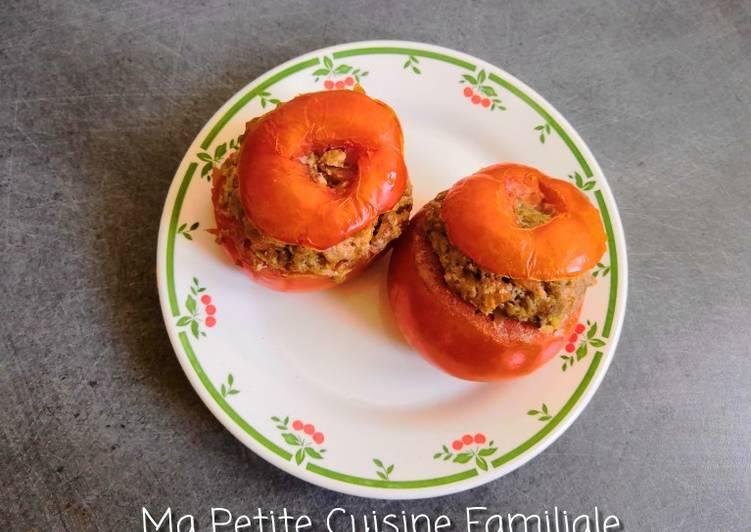 Comment Faire Des Tomates farcies