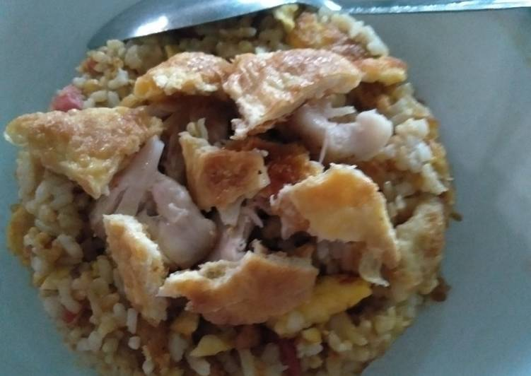 Resep Nasi goreng untuk balita Favorit