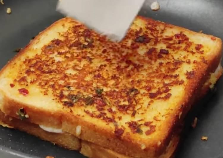 GARLIC BREAD (Homemade)