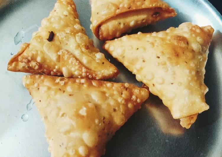 Recipe of Any-night-of-the-week Corn Samosas