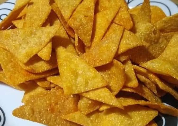 Doritos Picantes Hechos En Casa Receta De Carolita Cookpad