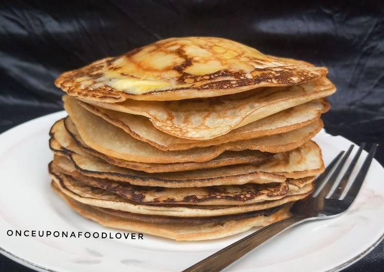Easy Basic Pancake Recipe American Pancakes Recipe By Onceuponafoodlover Cookpad