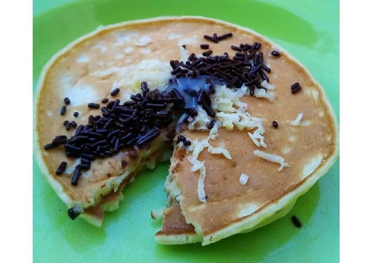 Resep Buttermilk Pancake Terbaik