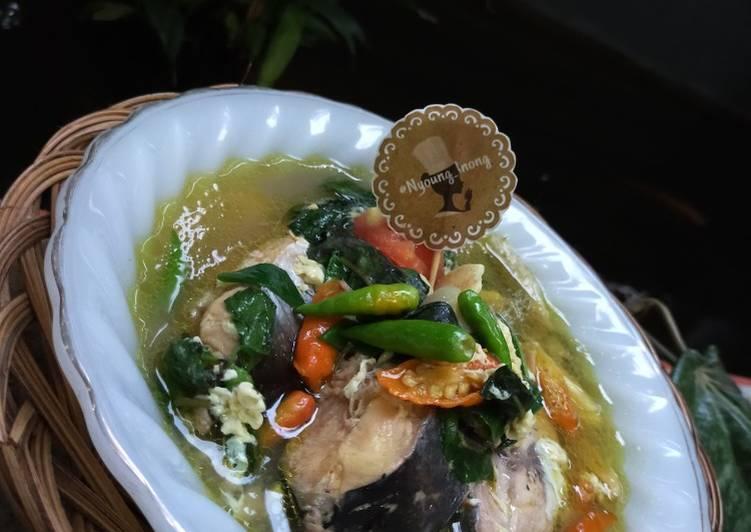 Bagaimana meracik Sup Ikan PaTong (Patin Tongkol) yang Bisa Manjain Lidah